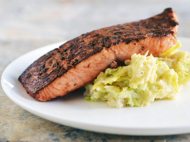 Corned Salmon|Corned Beef Cured Salmon|Corned Salmon|Corned Salmon