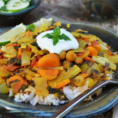 Vegetable Curry|