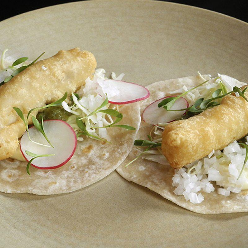 Alex Stupak's Fish Tempura Tacos|Fish Tempura