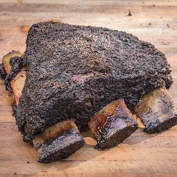 Aaron Franklin's Beef Ribs