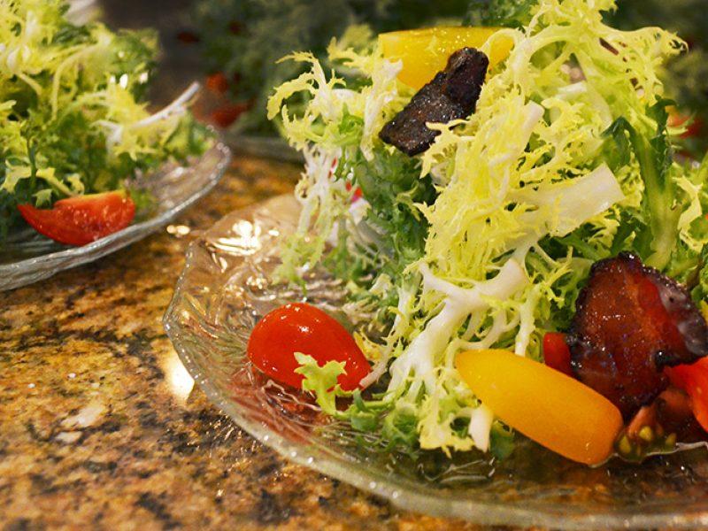|Frisee Salad
