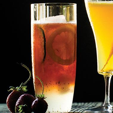 Mr. McGregor's Garden Cocktail