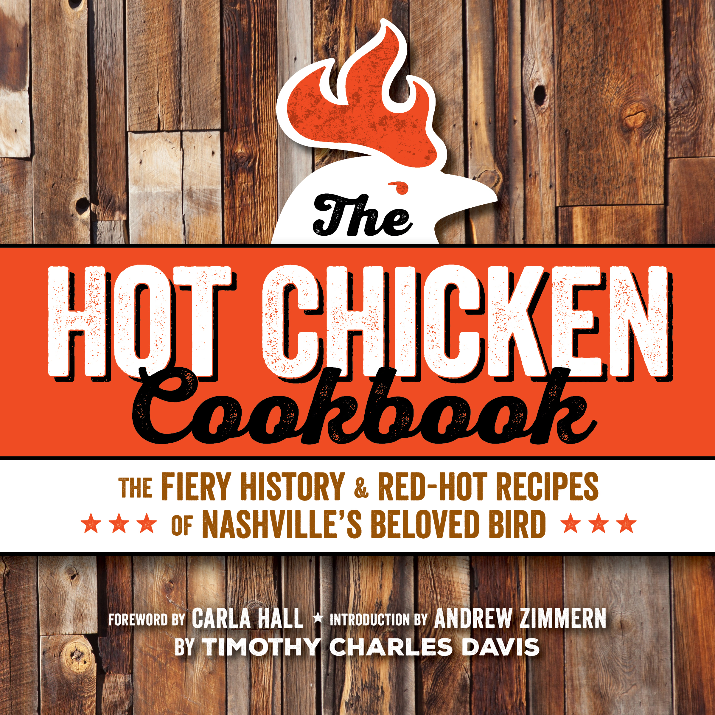 Hot Chicken Cover