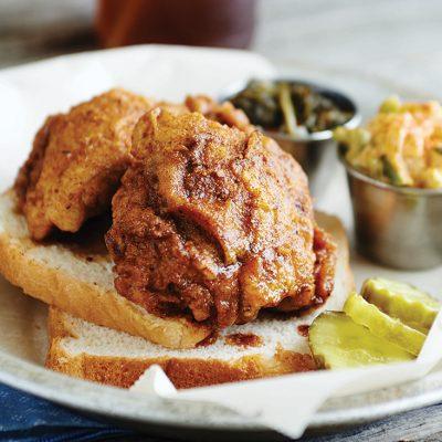 Traditional Hot Chicken|Traditional Hot Chicken|