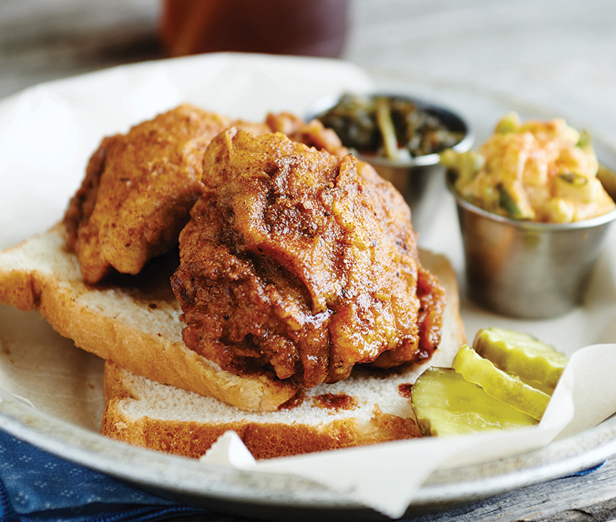 Traditional Hot Chicken