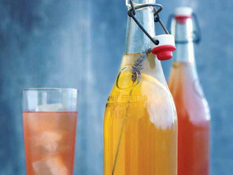 Kombucha Revolution|Lavender-Lemonade Kombucha||Kombucha Revolution