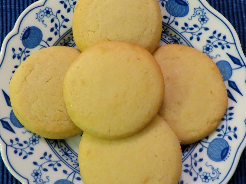 Lois Thielen's Sugar Cookies