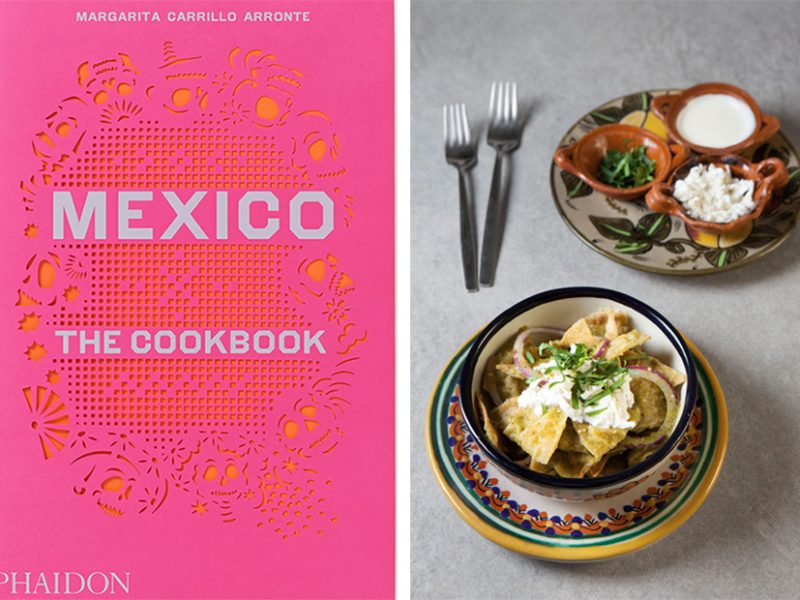 Chilaquiles from Mexico: The Cookbook