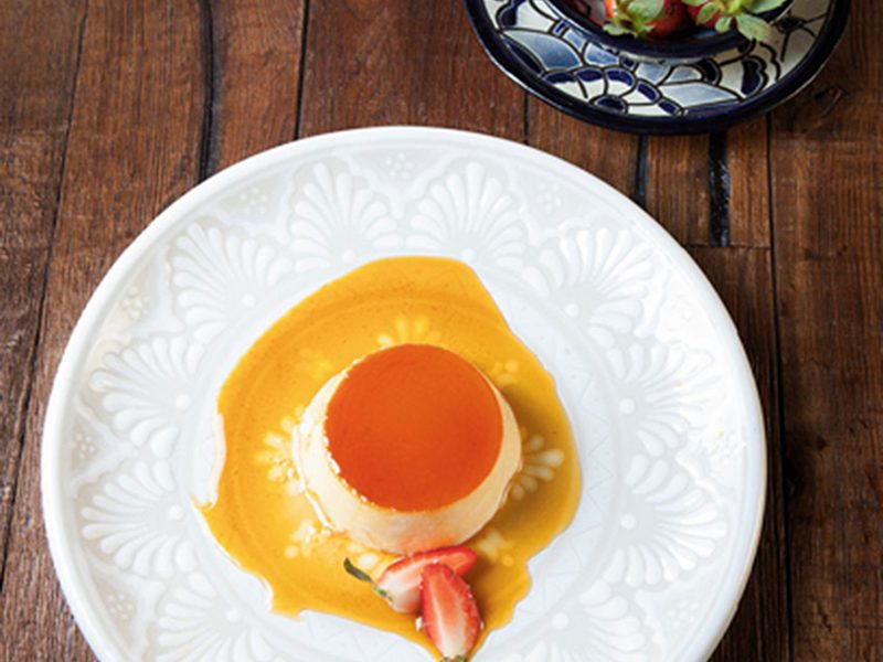 Crème Caramel|Mexico: The Cookbook