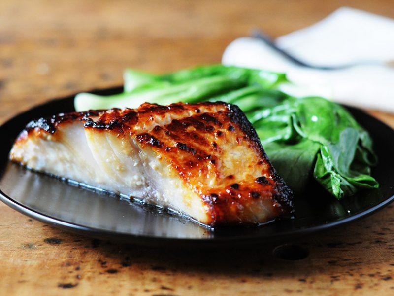 Miso-Glazed Black Cod|Miso-Glazed Black Cod