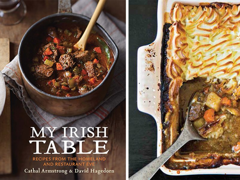 My Irish Table by Cathal Armstrong: Shepherd's Pie