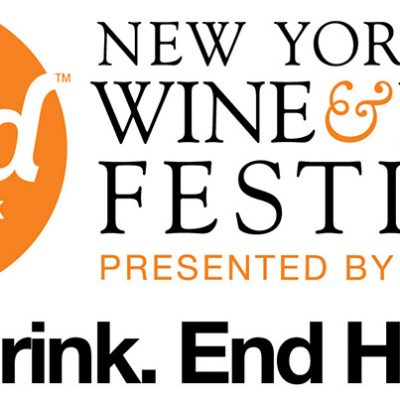 NYC Wine & Food Festival|Wok-Tossed Crickets with Chives & Black Beans|Fu Xian-Style Crispy Salt-and-Pepper Lobster|Clams