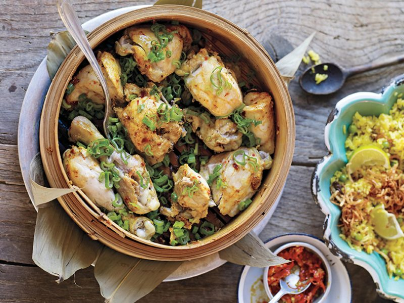 Naomi Duguid's Kachin Chicken Curry|Naomi Duguid's Burma|Burma: Rivers of Flavor