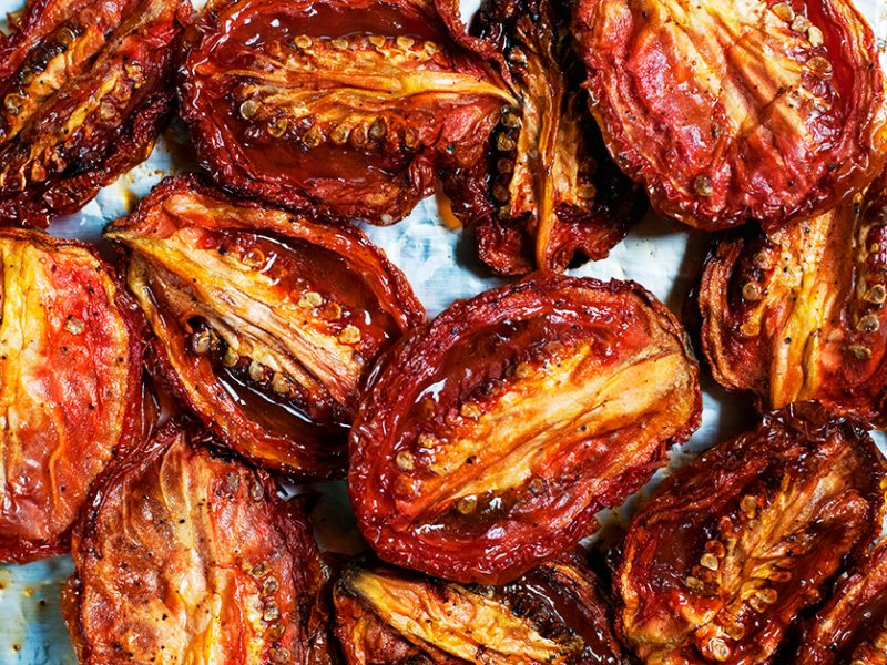 Oven-Dried-Tomatoes|