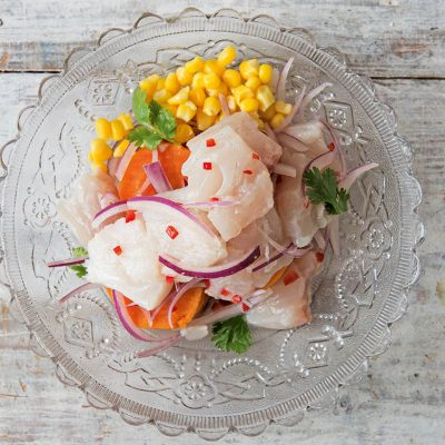 Classic Ceviche from Peru: The Cookbook|Classic Ceviche from Peru: The Cookbook|PERU The Cookbook