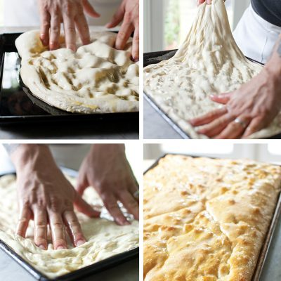 Parbaking Sicilian Pizza||The Pizza Bible