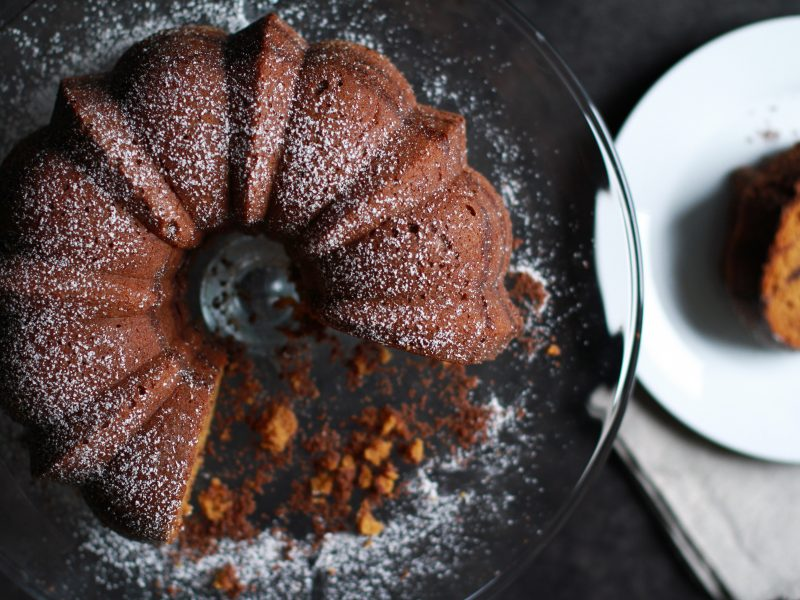 Zoe Francois' Pumpkin Bundt Cake