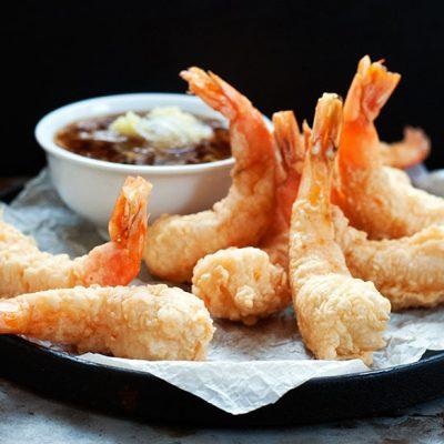 Shrimp Tempura||Shrimp-Tempura-Recipe