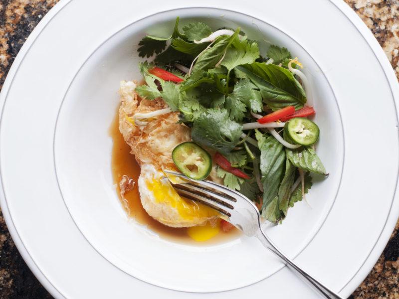 Soei fried egg