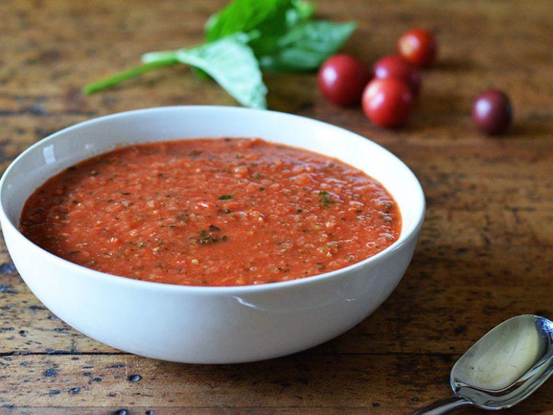 Sous Vide Tomato Sauce|Sous vide tomatoes|Sous Vide Pasta Sauce
