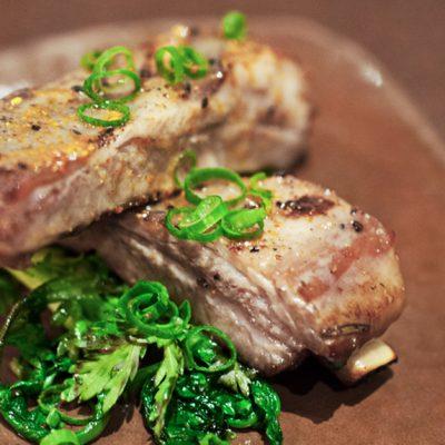 State Bird Provisions' Glazed Pork Ribs