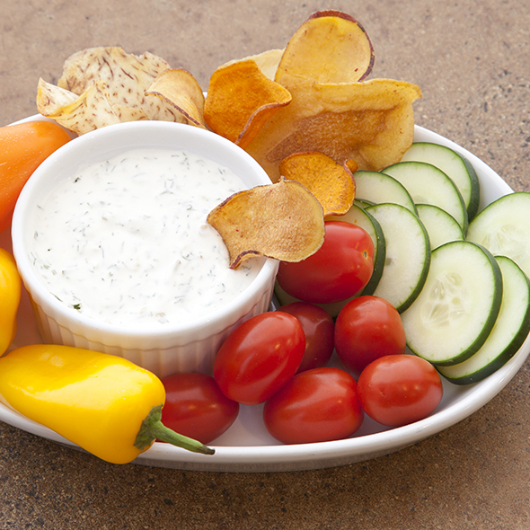 Herb Dip for Vegetable Crudite