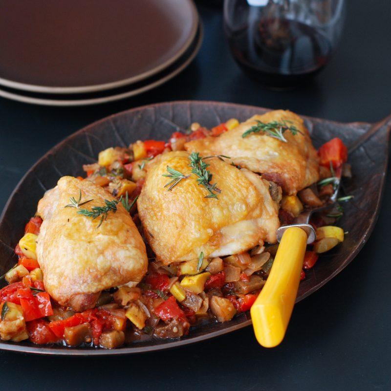Andrew Zimmern's Roast Chicken