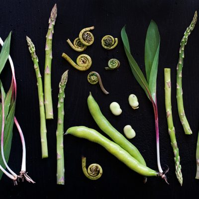 Spring Produce|Pea Soup|Artichoke